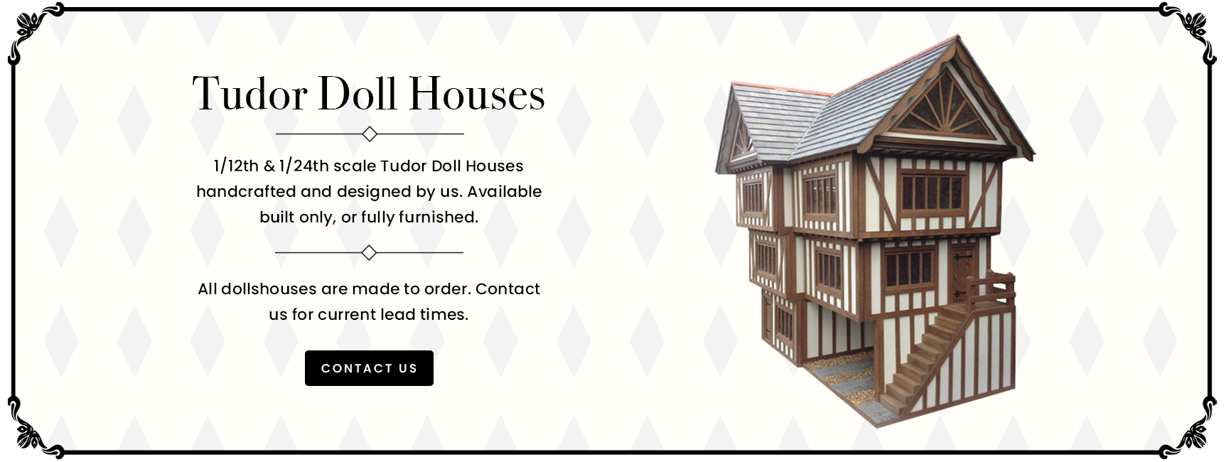 Tudor Doll Houses